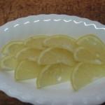 1.лимоны