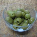 1.оливки