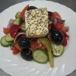 2.салат греческий