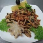 2.салат морской дьявол