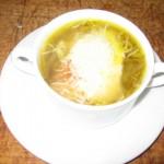 4.французский луковый суп